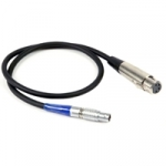 Movcam 4pin xs to 4pin XLR power cable (for 7.2v) (p/n 101-0002)