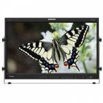 TV Logic LUM-240G (LUM240G) 24 inch UHD LCD Single Link 4K Monitor with 12G-SDI Interface