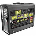 JVC SCASE510 (SCASE510) Streamstar Full HD studio case with touch screen including 4 HD inputs and 1 HD-SDI output