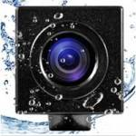 Marshall Electronics CV502-WPM (CV-502WPM) Weatherproof Full HD 2.5MP Mini Broadcast Camera with 3.7mm Lens