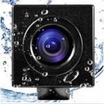 Marshall Electronics CV502-WPM (CV-502WPM) Weatherproof Full HD 2.5MP Mini Broadcast Camera with 3.7mm Lens