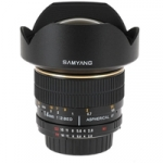 Samyang (7630) 14mm F2.8 IF ED UMC Aspherical, Super wide angle lens - Samsung-NX fit