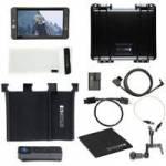 SmallHD SHD-MON702B-KIT1 (SHDMON702BKIT1) 702 Bright Full HD Field Monitor Kit including Sunhood, Screen Protector, HDMI Cable, Carry Case
