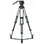 Libec LS70 (2C) (LS-70) tripod system includes H70 Head, T98 Tripod, SP-2 Ground Spreader, PH-7 Pan Handle and SC-9 Soft Case