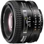 Nikon JAA011DB  Nikon 50mm F1.4D AF NIKKOR LENS