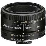 Nikon JAA013DA Nikon 50mm F1.8D AF NIKKOR LENS