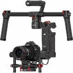 DJI RONIN-M Compact, Lightweight 3-axis Stabilized Handheld Gimbal for DSLR Cameras (RONIN-M)