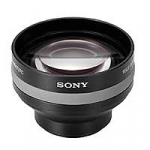 Sony VCLHG1737C.AE (VCLHG1737C.AE) 1.7x high grade telephoto lens adaptor with 37mm thread fitting