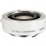 Sony SAL-14TC (SAL14TC) 1.4x Teleconverter Digital Camera Lens - A Mount (p/n SAL-14TC)