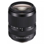 Sony 18-135mm f3.5-5.6 DT SAM Telephoto Lens - A Mount (p/n  SAL-18135)