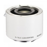 Sony SAL-20TC (SAL20TC) 2.0x Teleconverter Digital Camera Lens - A Mount (p/n SAL-20TC)