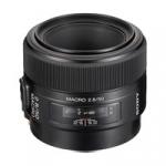 Sony 50mm f2.8 Macro Lens - Sony A Mount (p/n SAL50M28.AE)