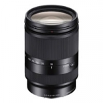 Sony SEL-18200LE (SEL18200LE) E-Mount E18-200mm f/3.5-6.3 High Magnification Zoom Lens
