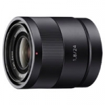 Sony SEL-24F18Z (SEL24F18Z) E-Mount E24mm f/1.8 ZA Sonnar T* Wide Angle Lens by Carl Zeiss