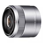 Sony 30mm f3.5 Macro Lens (Silver) - Sony E Mount (p/n SEL30M35.AE)