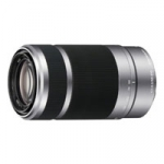 Sony 55-210mm f4.5-6.3 OSS Telephoto Zoom Lens (Silver) - Sony E Mount (p/n SEL-55210)