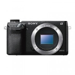 Sony NEX-6 (NEX6) 16.1 Megapixel DSLR-Style Digital Camera (body only)