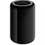 Apple Mac Pro with a 3.5GHz 6-Core Intel Xeon E5 Processor with 12MB L3 cache and Turbo Boost up to 3.9GHZ (MD878B/A)