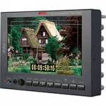 Datavideo TLM-700HD (TLM700HD) 7-inch HD/SD TFT LCD Monitor with V-Mount Type Battery Bracket