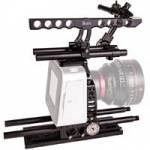 Ikan ELE-P-BMCC (ELEPBMCC) Elements Plus Blackmagic Cinema Camera Cage - 15mm