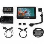 SmallHD FOCUS Nikon Bundle (SHD-MONFOCUS-ENEL14KIT) Full HD 5-inch LCD Daylight Viewable On-Camera Monitor with 800 NITs Brightness