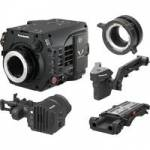 Panasonic Varicam LT Camera Kit Bundle with Camera Body, OLED Viewfinder, Shoulder Mount, Grip and PL Mount