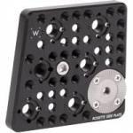 Wooden Camera C3 Rosette Side Plate for Blackmagic Design URSA Mini and URSA Mini Pro (p/n 229600)