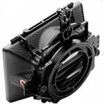 RED PRO Carbon Fibre Lightweight Clip-on Matte Box (p/n 790-0142)