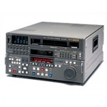 Used Sony DVW-A500P (DVWA500P, DVWA500) Digital Betacam (Digibeta) Studio VTR - NEW HEADS + WARRANTY