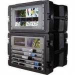 Blackmagic Design Complete 3 Camera 4K Mobile Production Unit (BMD-4KPPU)
