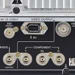 Sony HKJ-101 (HKJ101) i-Link (Firewire) Option Board for J-H3 and J-H1 HDCAM Player