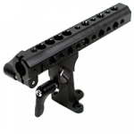 Ex-Demo Element Technica EL-MH3 (127-0128) The ManHandle - 3 Point Top Handle for Camcorders