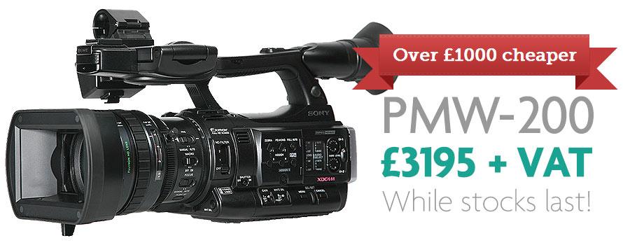 PMW-200 Price Drop