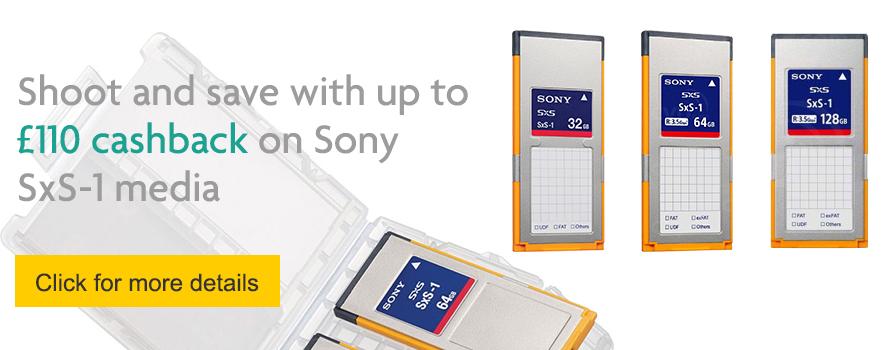 Sony SxS-1