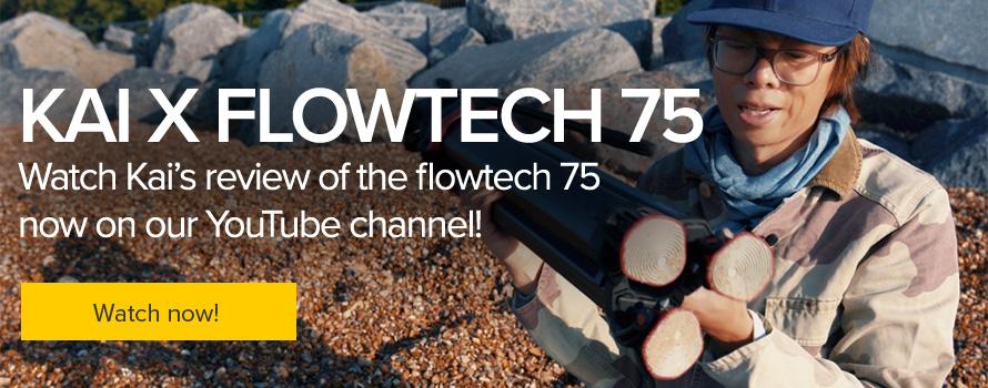 Kai X Flowtech75