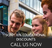 Sony 10 Educational Discount