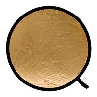 Lastolite 120cm (48-inch) Silver / Gold Circular Reflector (p/n 4834)