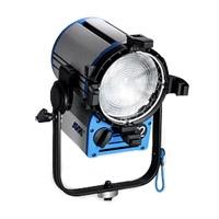 ARRI L3.41250.B (L341250B) TRUE BLUE T2 2000W Location Fresnel Lamphead, Manual Blue/Silver - Bare Ends