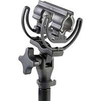 Rycote InVision INV 7HG MKIII Noise-Reducing Microphone Shock-Mount Suitable for Microphones from 19 to 34mm Dia (p/n 041118)