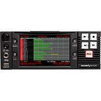 Sound Devices (970) Robust, Half Rack, 64-Track Dante and MADI Audio Recorder