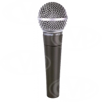 Shure SM58 (SM-58) cardioid pattern handheld vocal microphone