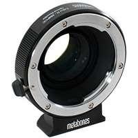 Metabones Leica R to BMPCC Speed Booster in Black Matt (p/n MB_SPLR-BMPCC-BM1)