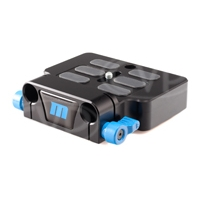 Redrock Micro lowBase Tall Camera Baseplate for Canon EOS 1D Series and Nikon D3S and D4 Cameras (p/n 3-125-0001)