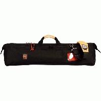 Portabrace SLD-39XT (SLD39XT) DSLR Camera Slider Case (Internal Dimensions 99.06 x 22.86 x 20.32 cm) Black