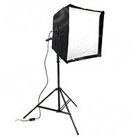 Photoflex FV-SL2432KIT (FVSL2432KIT) Starlite QL 1000W Softlight Complete Kit including Starlight Head + Stand + 1 x 1000W Lamp + Medium Silverdome