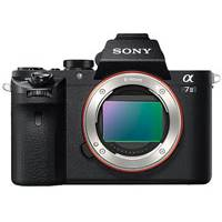 Sony Alpha a7 Mark II 24.3 Megapixel Digital SLR Camera Body with 28-70mm Zoom Lens (p/n ILCE7M2KB.CEC)