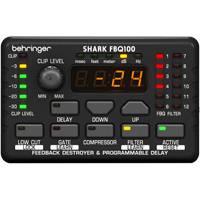 Behringer FBQ100 (FBQ-100) Shark Automatic Single Channel Feedback Destroyer