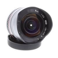 Grade B Samyang 8mm f2.8 UMC II Fisheye Lens for Sony E-mount - Black (7611)