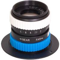 SLR Magic SLR-T-2614MFT 26 mm Toy f/1.4 Lens - mFT Mount (T-2614MFT)