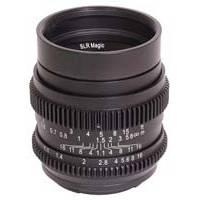SLR Magic 50mm f/1.1 Cine Lens - Sony E Mount (SLR-5011FE)
